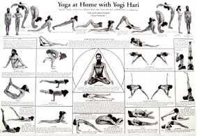 poses chart printable yoga